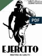 Revista Ilustrada de Las Armas y Servicios 1944
