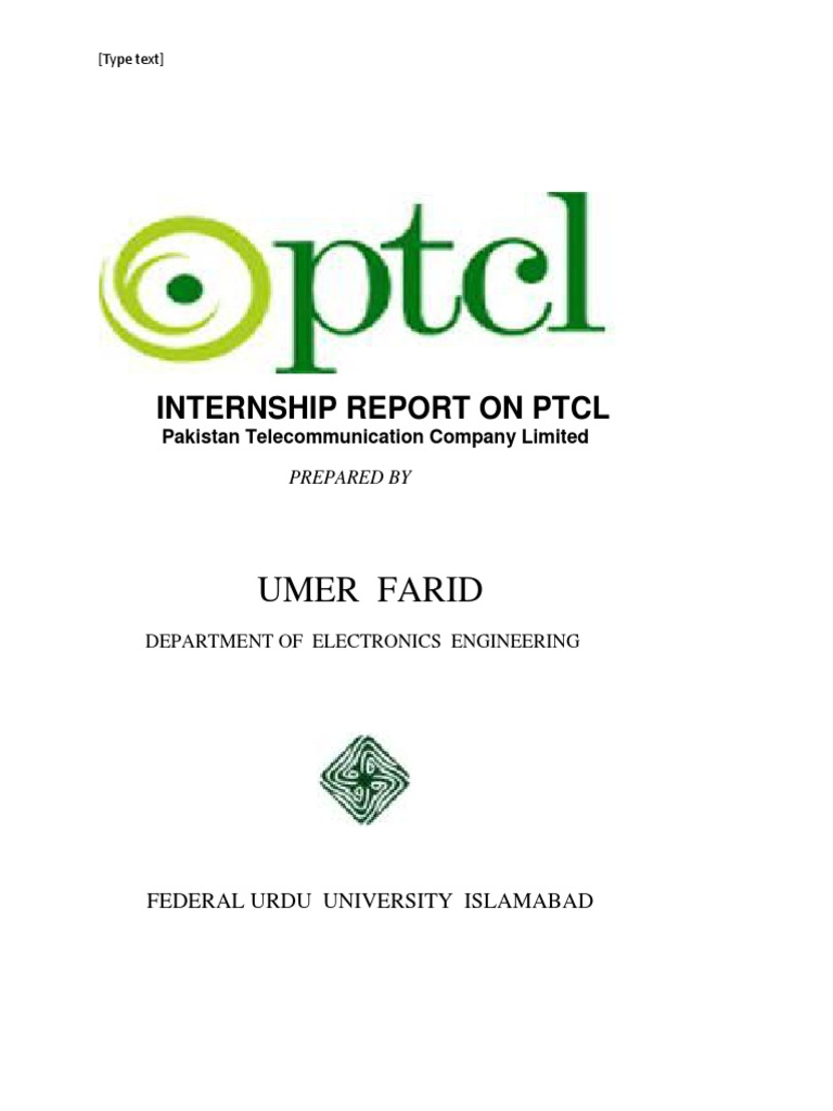 conclusion of ptcl report