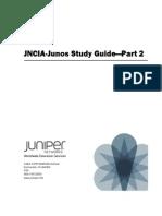 JNCIA Junos Study Guide Part 2