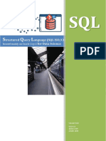 SQL Undergraduates