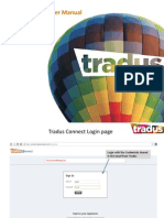 Tradus Connect User Manual V1.0 (NT)