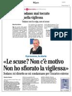 Rassegna Stampa 12.10.2013