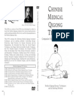 Medical Qigong DVD Cover 5