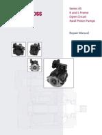 45 Series K and L Frame Repair Manual (520L0632 REV a) (BLN-10196)