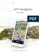 UserGuide Sygic GPS Navigation Mobile v3 En