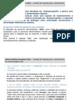 Analise Poema Isto - Fernando Pessoa