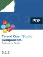 TalendOpenStudio Components RG 5.2.2 En
