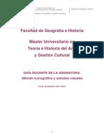 Metodo Iconografico y Estudios Visuales