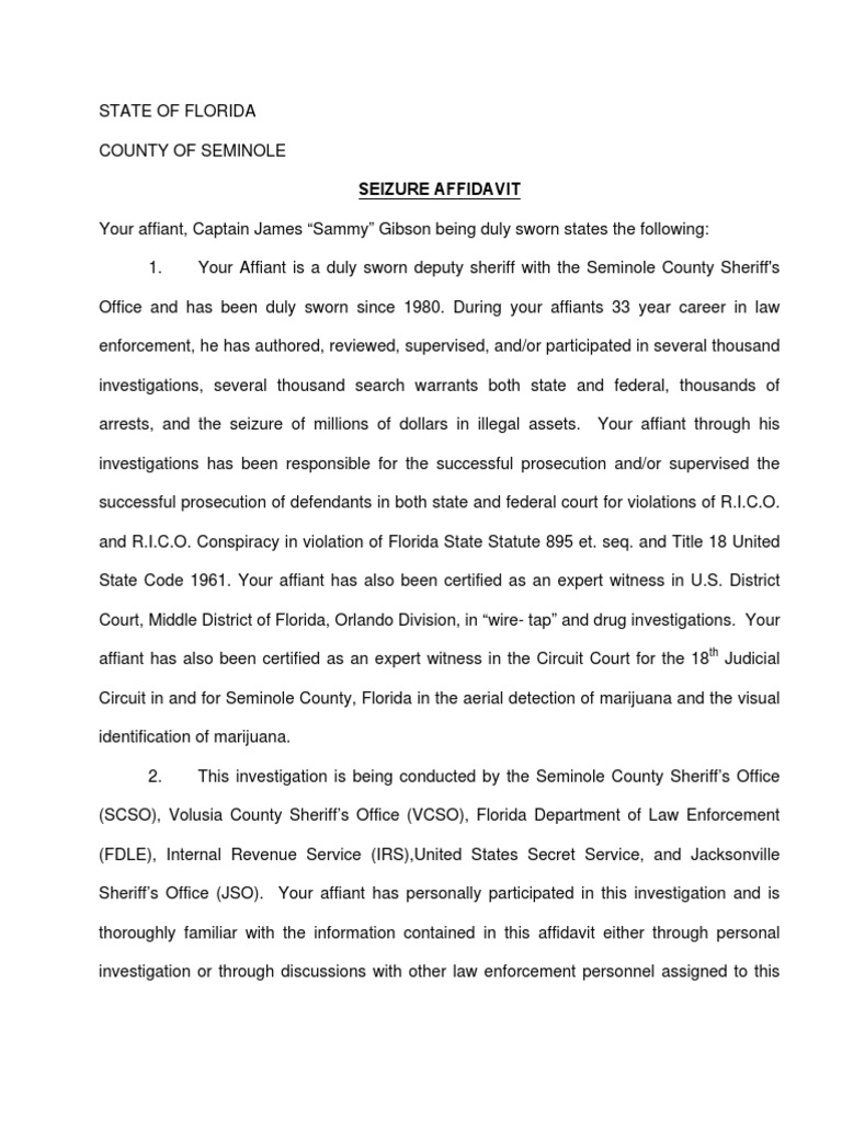 Operation Reveal The Deal Exhibits Deposit Account Sheriffs In Everbank Wiring Instructions United States