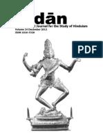 Nidan Volume 24 December 2012