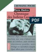 Chronique des indiens Guayaki - Pierre Clastres.pdf