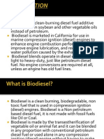 Short Ppt on Biodiesel