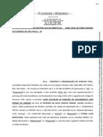 AÇÃO CONTRA NEYMAR-BARCELONA
