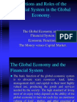Function and Role of Financial System (Chapter-1)
