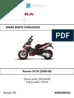 RUNNER 50 SP 2008-2009