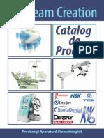 Catalog DenTeam Iulie 2013