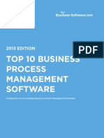 Top 10 Business Process Management