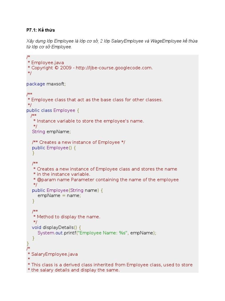 Lab 05   Java (Programming Language)   Parameter (Computer