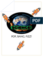 Science Experiments List Book