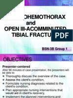 Pneumo Hemothorax