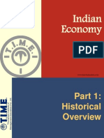 Overview of the indian economy