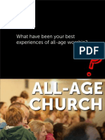 All-Age Church Workshop Slides