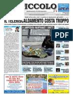 Il Piccolo Giornale di Cremona 12 ottobre 2013