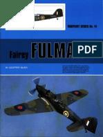 (Warpaint Series No.41) Fairey Fulmar