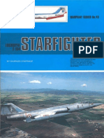 (Warpaint Series No.43) Lockheed F-104 Starfighter