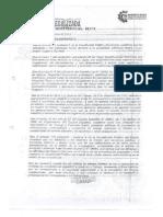 R.M. Nº 663 DE 4 DE OCTUBRE DE 2013