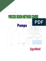 Section 06 - Pumps