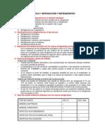 CAPITULO 1 INTRODUCCIÓN Y REFRIGERANTES