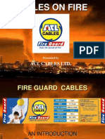 Fireguard English cables