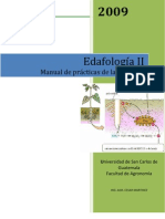 MANUAL DE LABORATORIO DE EDAFOLOGIA II