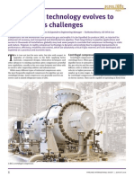 Compressor technology evolves to meet today's challenges