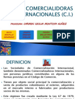 Comercialidoras Internacionales (Ci) Expo