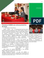 Boletín Conferencia Dr. Héctor Solórzano del Río