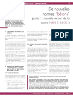 Pollet Normes Beton 1 FR