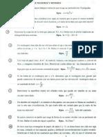 Problemas de aplicación de derivadas (Razón de cambio y Máximos y Mínimos)