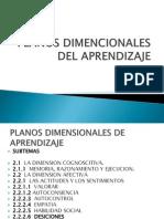 planos dimencionales