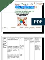 Plan de Trabajo Comision Social 2013-2014