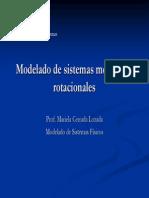 Modelado de Sistemas Mecanicos en Rotacion 1