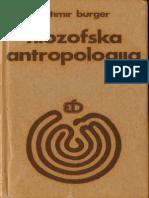 Burger, Hotimir - Filozofska Antropologija(1)