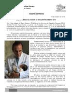 10/10/13 Germán Tenorio Vasconcelos IRMA Y SABINO SALVADOR SE ENCUENTRAN BIEN