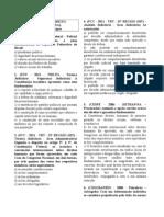 EXERCÍCIO DE DIREITO CONSTITUCIONAL - I