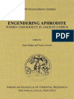 Bolger-Serwint Engendering Aphrodite. Women and Society in Ancient Cyprus, 2002