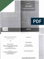Badiou- San Pablo y la Fundación del Universalismo