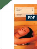 Sauna and Steam Rooms PDF Document Aqua Middle East FZC