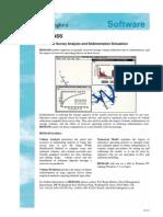 Reservoir Sediment Simulation