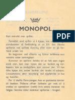 monopol-instruks 1937